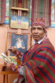 Andean Artist