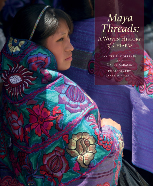 Maya Threads Gold Winner