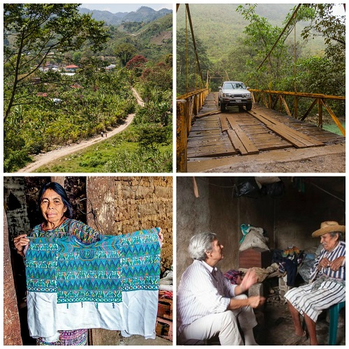 On the Road in Guatemala. Photos by Joe Coca.