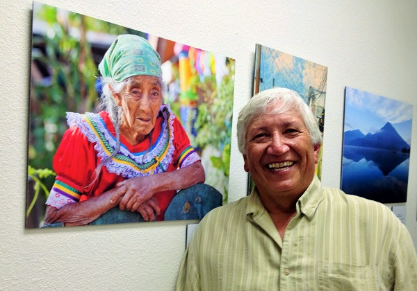 Joe Coca Global Village exhibit