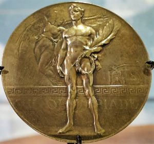 1920_summer_Olympic_gold_medal