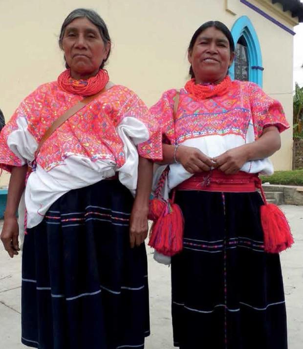 Ceremonial Huipiles (2)