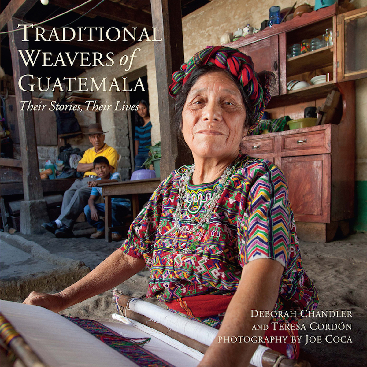 Traditional Weavers of Guatemala