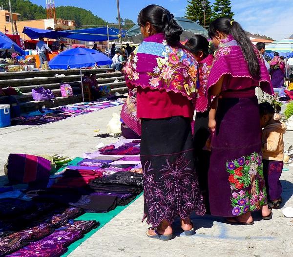 Markets of Mexico