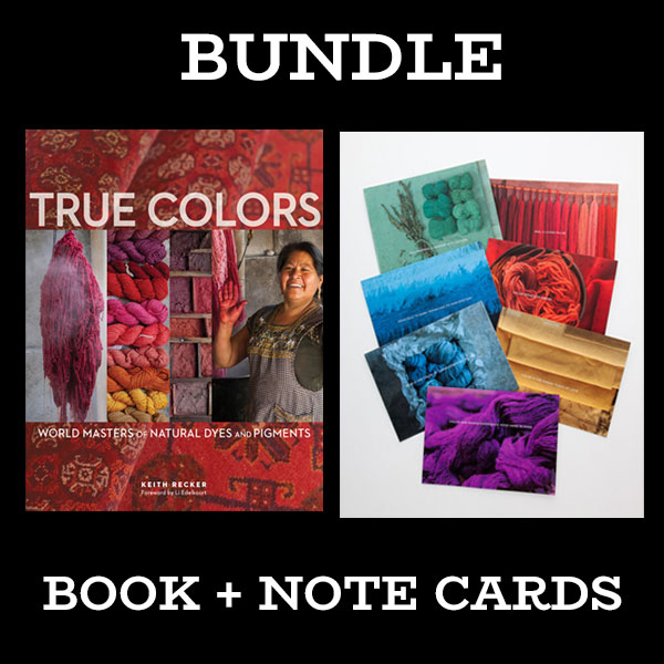 True Colors Book + Notecard Bundle