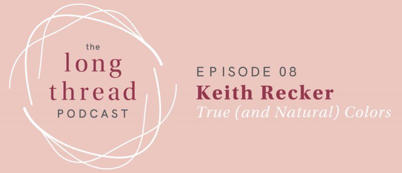 Keith Recker Color Podcast Long Thread Media